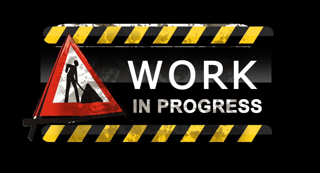 Risultati immagini per lavori in corso png